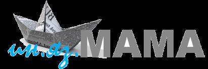 логотип блога ИН ЯЗ мама | английский для самых маленьких, двуязычие, игры на английском для детей, английский с пеленок, дети-билингвы