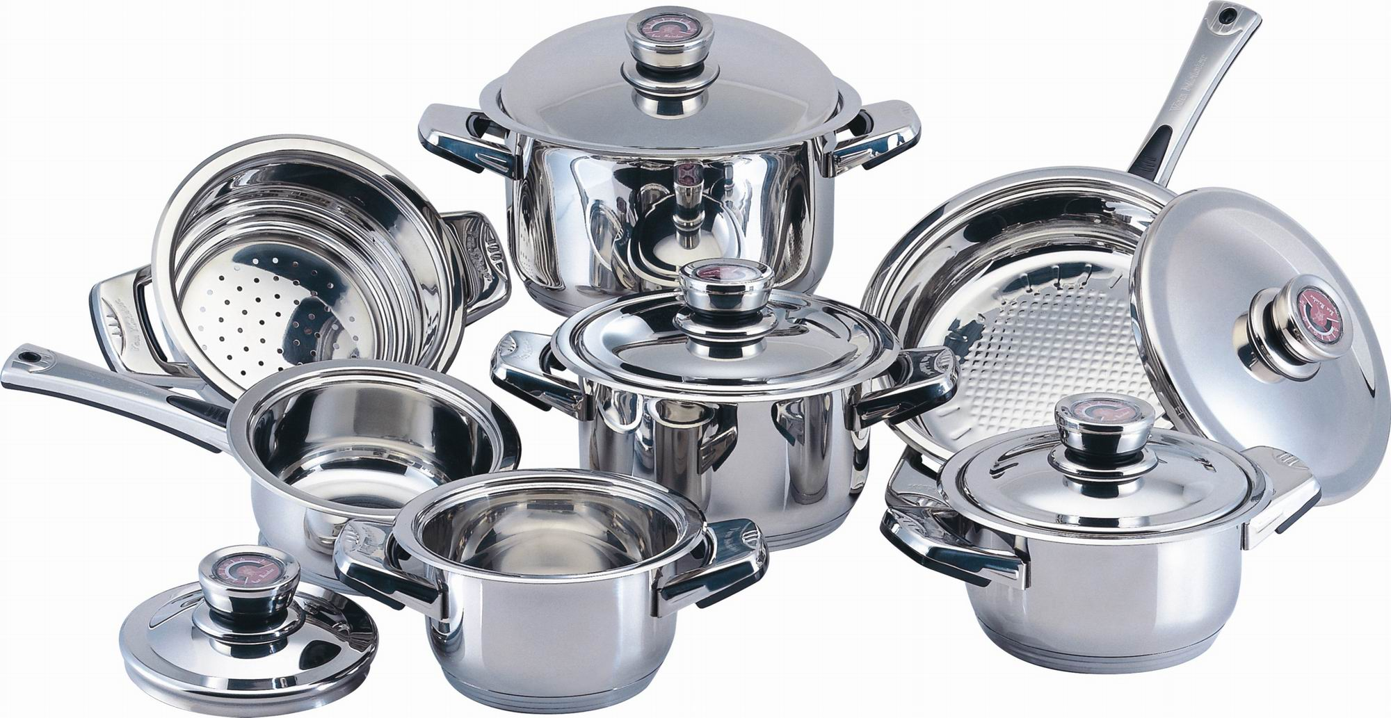 kitchenware / cookware / pots and pans